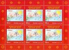 Boy Scouts European Stamps