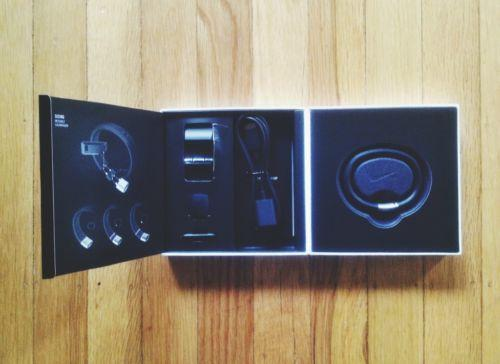 how to set up your nike fuel band