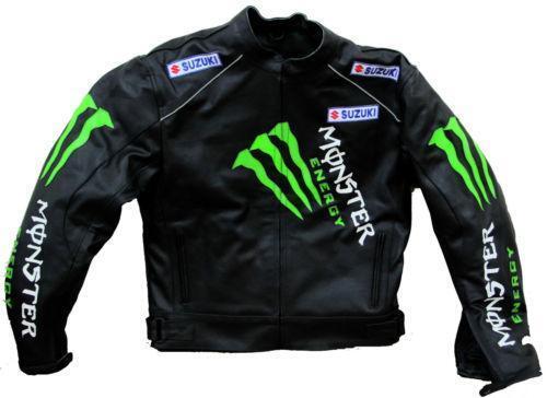 Monster Motorcycle Jacket