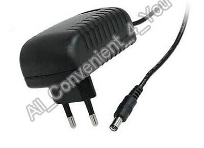 EU AC to DC 5.5mmx2.1mm and 5.5mmx 2.5mm 10V 2A Switching Power Supply adapter