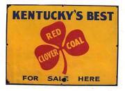 Coal Sign