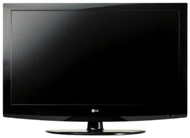 """LG LCD TV 37"""" Flat Screen 37LF2510-zb - 2 Years Old with Remote"""