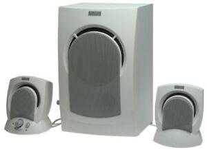 Altec Lansing-  Système de haut-parleurs multimédia 3 pièces