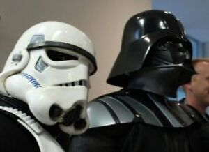 Star Wars 100% Authentic Actors for your Event & Birthday Cambridge Kitchener Area image 1