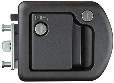 Motor Home Entrance Door Handle Hardware Standard Locks Latches Deadbolt Black