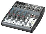 8 Channel Audio Mixer
