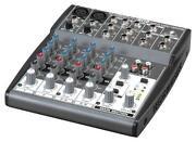 8 Channel Audio Mixer