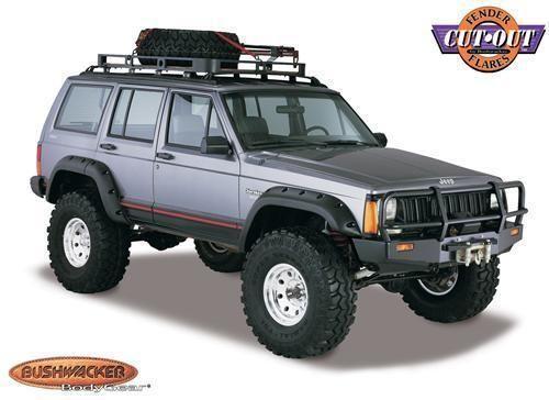 Jeep Xj Fender Flares Ebay