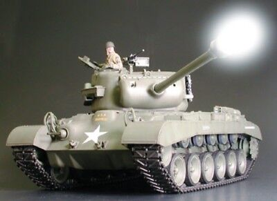 Tamiya  M26 PERSHING  1/16 R/C  Full-Option US  Army  Tank Kit  56016 NIB