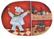 Chef Kitchen Rug