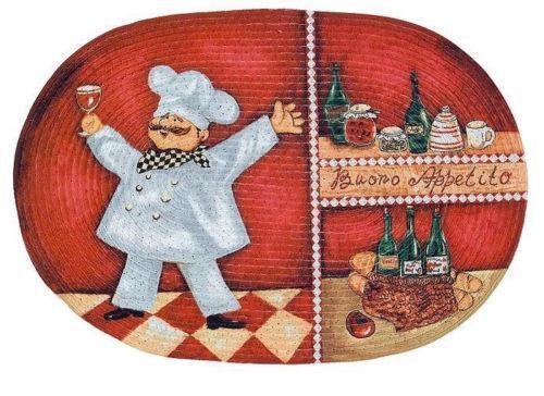 Chef Kitchen Rug Ebay