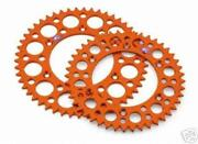 KTM Orange Sprocket