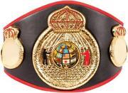 Boxing Championship Belt