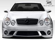 CLK Front Bumper
