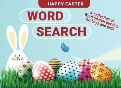 Easter Basket For Boys (Easter Basket Stuffers for Kids: Word Search Easter Gifts for Boys and)
