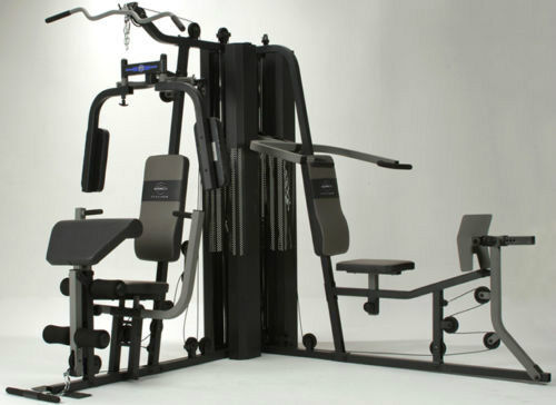 Impex marcy circuit ii home gym withlp leg press