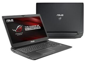 ASUS G750JS Gaming Laptop ROG for Surface Pro 4 - Surface Book