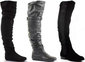 Thigh High Boots | Womens Shoes & Boots | eBay