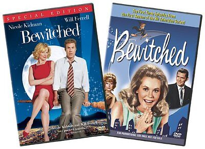 Bewitched Bewitched Tv Limited Edition Sampler New 2 Dvds