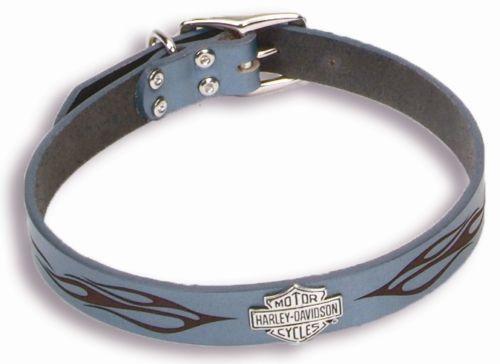 Harley Davidson Leather Dog Collar Ebay