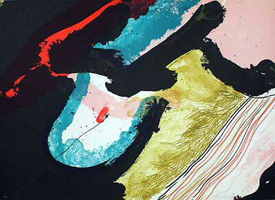 Josep Guinovart - Farblithografie - HANDSIGNIERT, NUMMERIERT