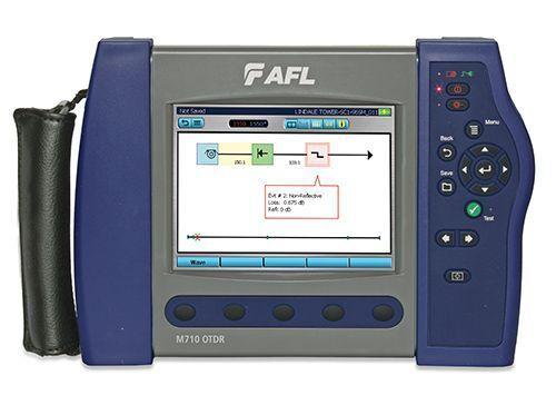 Noyes M710-21 1310/1550/1625 Compact  OTDR