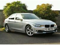 BMW 3 SERIES SALOON 2.0TD (184bhp) 320d SE 4dr NEW SHAPE N47 EfficientDynamics