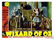 Wizard of oz Poster 1939