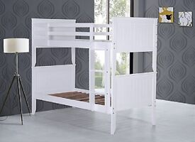 Solid, bunk bed, changes to single beds, ortho, Mattress
