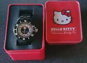 Hello Kitty Watch Black