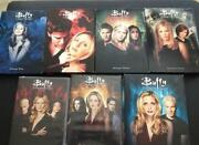 Buffy The Vampire Slayer Seasons 1-7
