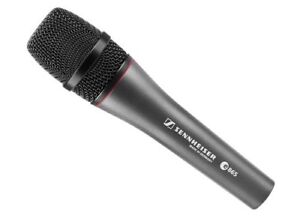 Sennheiser Evolution E865 Vocal Condenser Microphone
