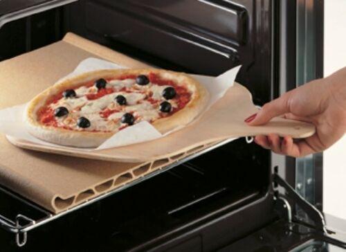 Pietra da forno refrattaria PEPITA-Pizza Stone/Pizzaofen/ Piedra horno