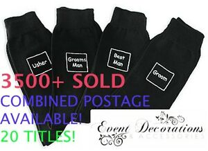 BLACK-WEDDING-PARTY-SOCKS-18-DIFFERENT-TITLES-GREAT-GIFT