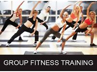Fitness Training Group Enrollment