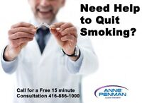 Quit Smoking Today with One Laser Treatment - SAVE $75