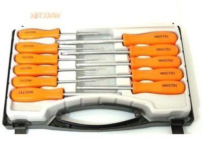 Set Cacciaviti Torx Punta Magnetica Set Da 11 Pezzi Chrome Vanadiunm