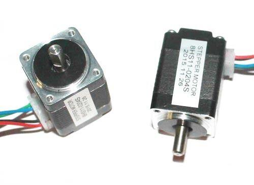 NEMA8 Single Shaft 0.2A/2.3oz-in Stepper Motor