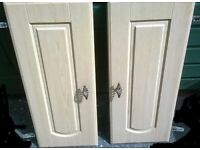 kitchen wall unit doors