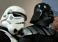 Star Wars 100% Authentic Actors for your Event & Birthday