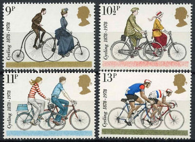 GB MNH STAMP SET 1978 Cycling SG 1067-1070 10% OFF FOR ANY 5+