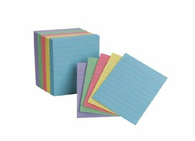 Oxford Color Mini Index Cards - 200 X Divider - 2.50 X 3 - 1 Pack - White