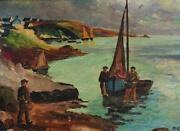 Gemälde Ostsee
