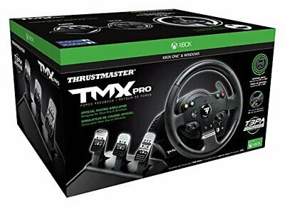 Thrustmaster 4469023 Tmx Pro Accs The Force Feedback Racing Wheel