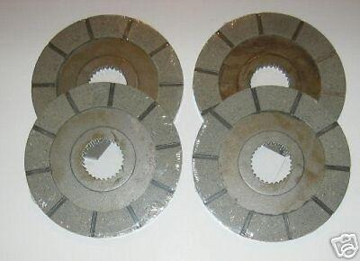 70277357 Brake Disc For Minneapolis Moline Olive G90 G1000 G1050 G1350 2155 2655