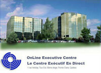 FURNISHED OFFICE SPACES in Pointe-Claire west Island