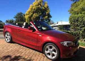 2012 BMW 125i Convertible **12 MONTH WARRANTY** Coopers Plains Brisbane South West Preview