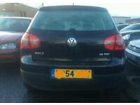 Volkswagen Golf back light