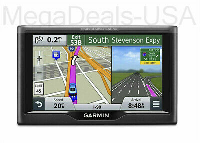 "Garmin Nuvi 57LM GPS Navigator 5"" Display System w/ Spoken Turn-By-Turn - (K1)"