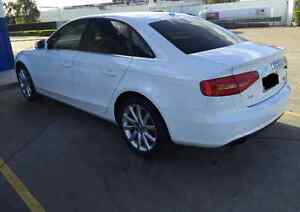 2013 Audi A4 Sedan **12 MONTH WARRANTY** Coopers Plains Brisbane South West Preview